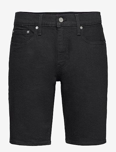 405 STANDARD SHORT BLACK RINSE - short en jean - blacks