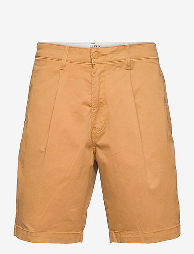 XX STAY LOOSE PLT SHORT MEDAL - chinos shorts - neutrals