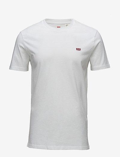 SS ORIGINAL HM TEE COTTON + PA - t-shirts basiques - cotton + patch wh