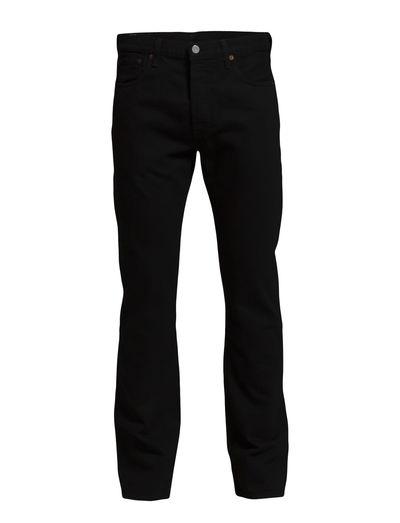 501 Levisoriginal Fit Black 80 Jeans Schwarz LEVI'S MEN