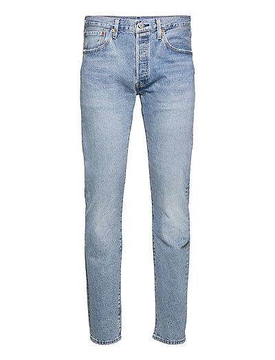501 Levisoriginal Basil Sand Jeans Blau LEVI'S MEN