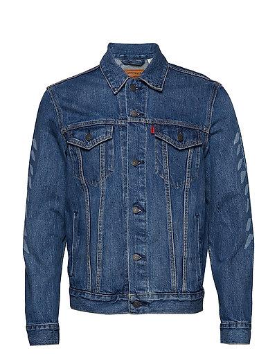 Trucker Fresh Sleeves Tru Jeansjacke Denimjacke Blau LEVI'S MEN