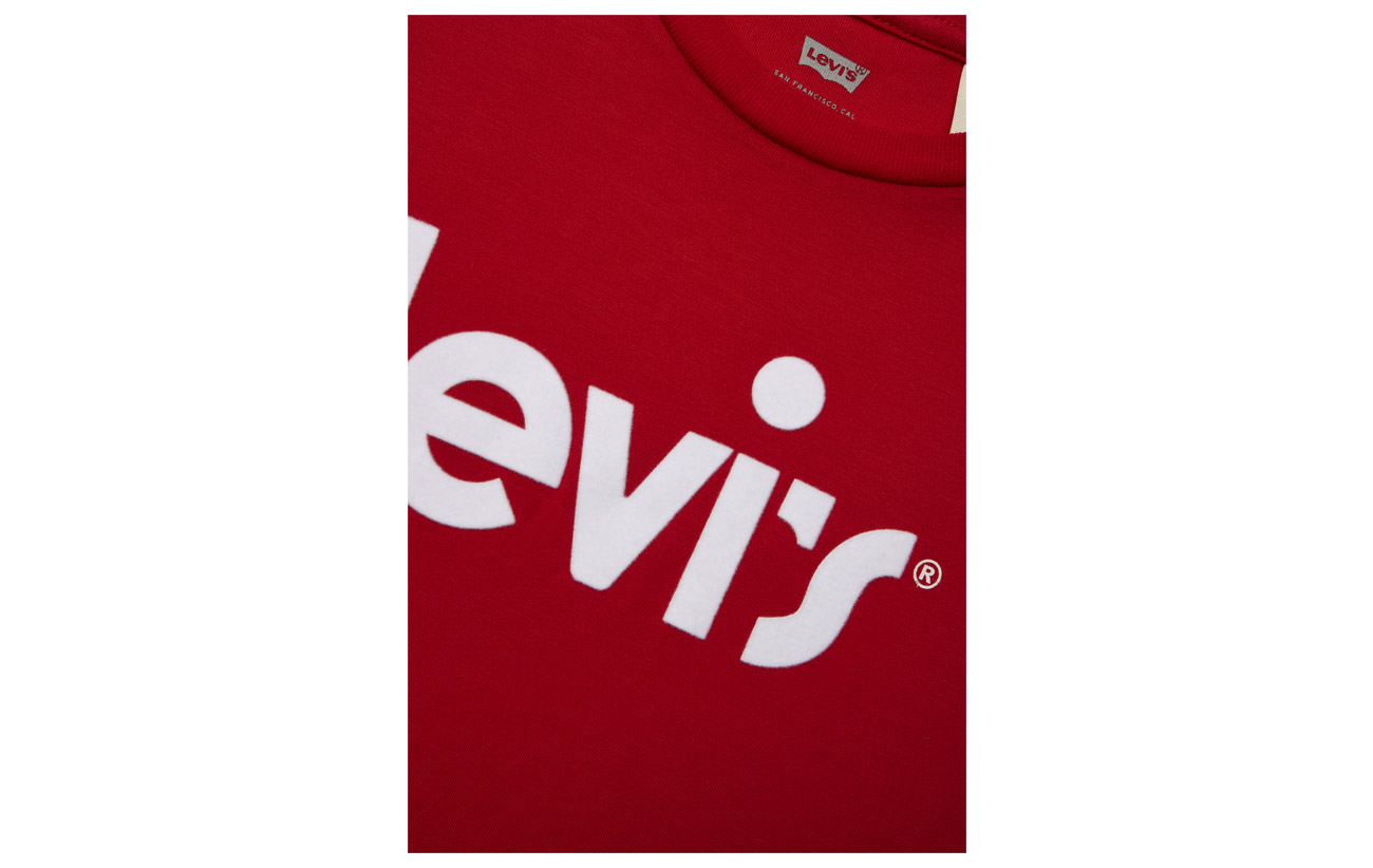 Modale 60 Girl Tee Reds 40 The Polyester Perfect Valley Ch Levi´s Women XqW8zwOFB