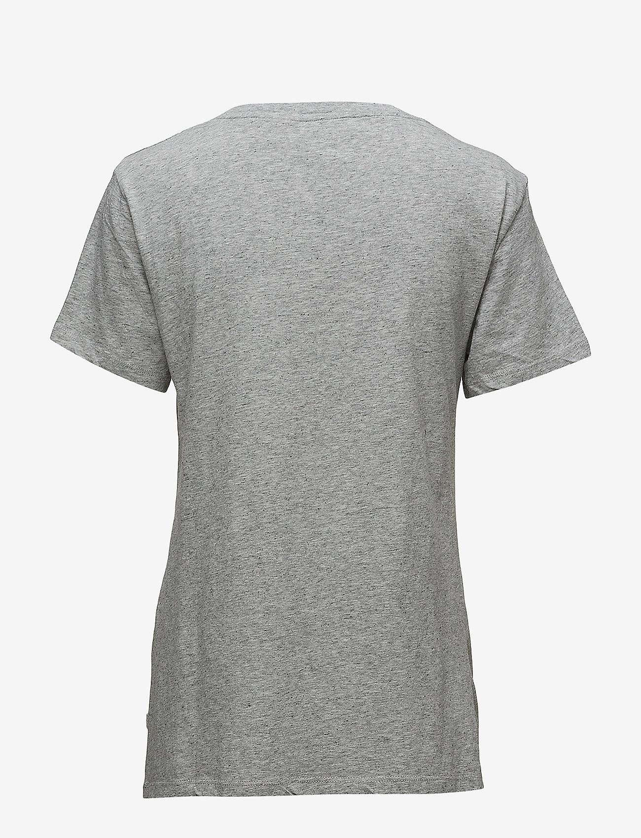 LEVI´S Women - THE PERFECT TEE SPORTSWEAR LOG - t-shirts - greys - 1