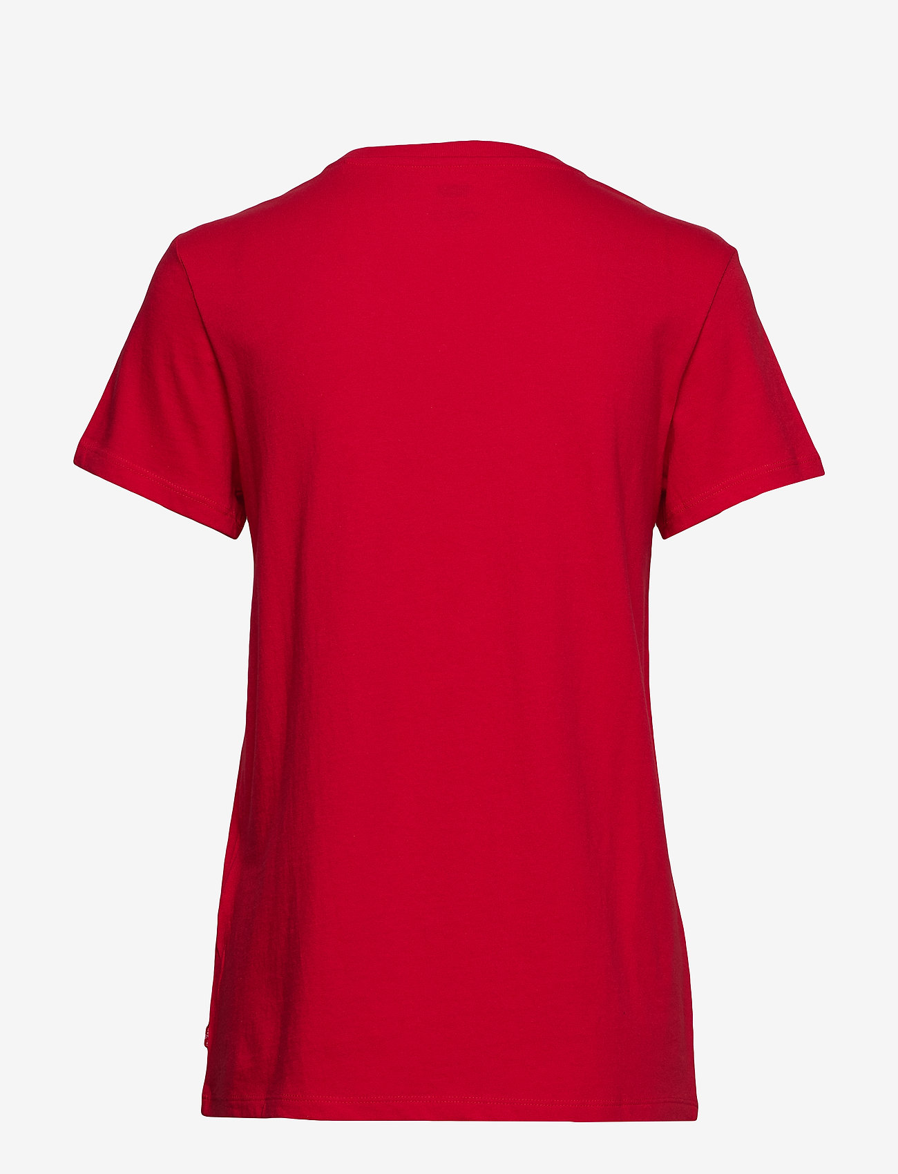 LEVI´S Women - THE PERFECT TEE HSMK OUTLINE B - reds