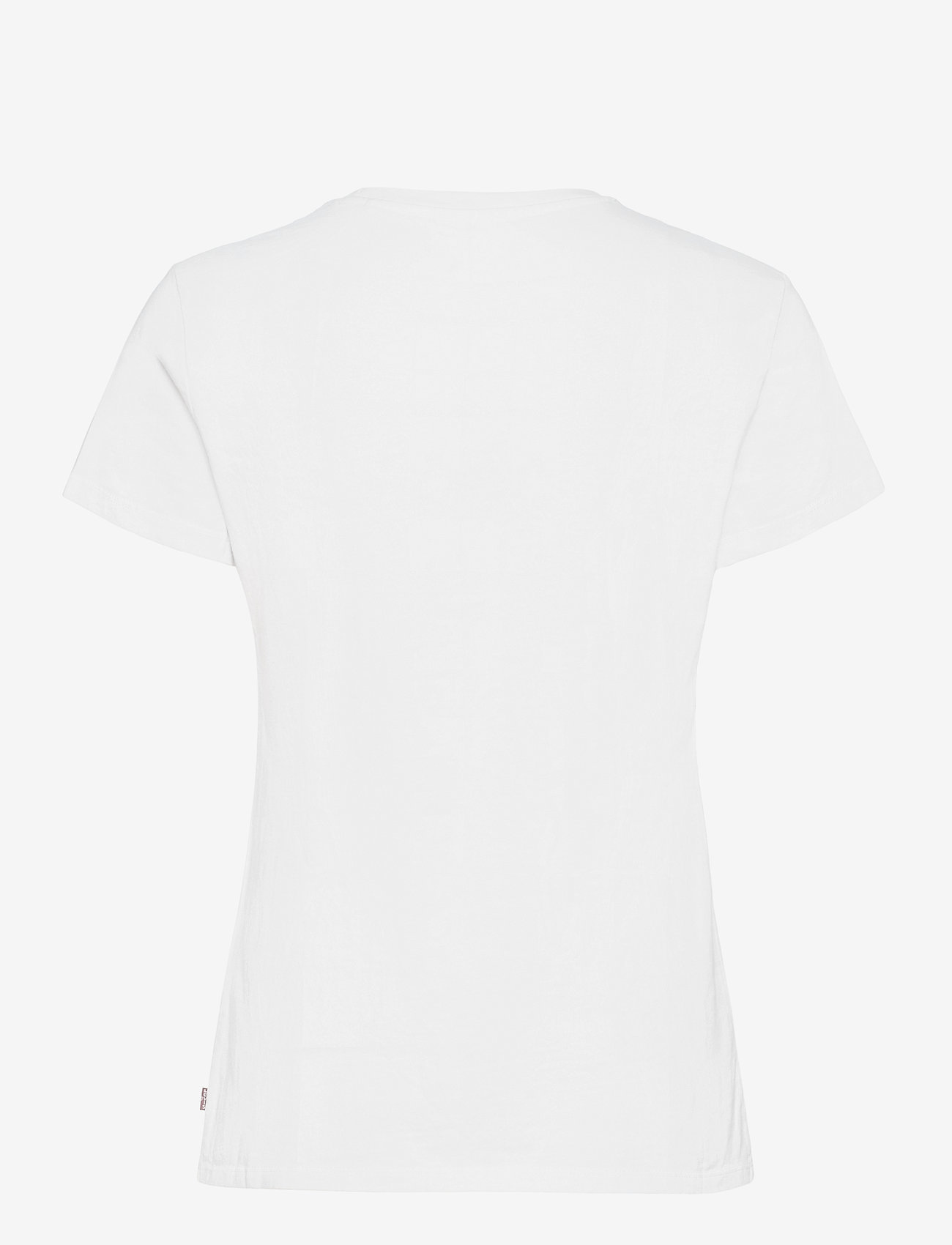 LEVI´S Women - THE PERFECT TEE NEW LOGO II WH - t-shirts - neutrals - 1