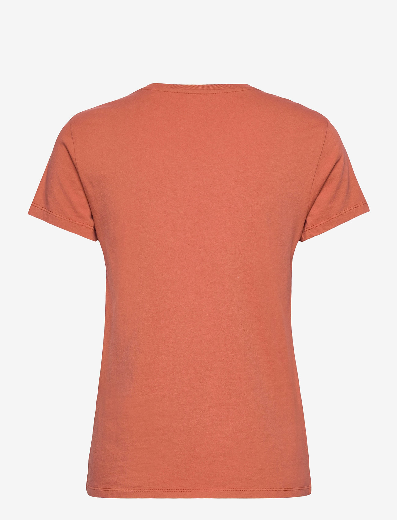 LEVI´S Women - THE PERFECT TEE NEW LOGO ARAGO - strikkede toppe - reds - 1