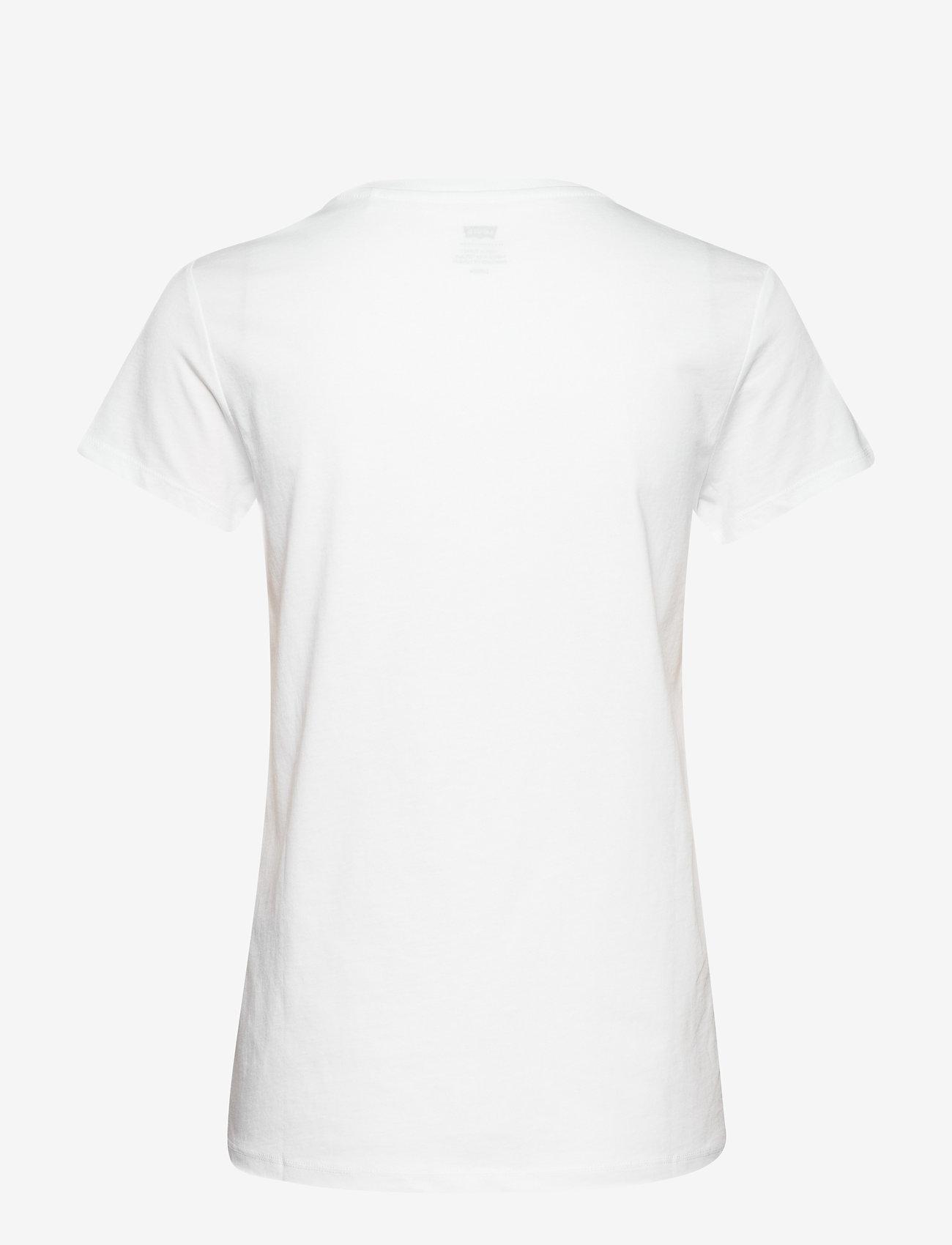 LEVI´S Women - THE PERFECT TEE IRIDESCENT BW - t-shirts - neutrals - 1