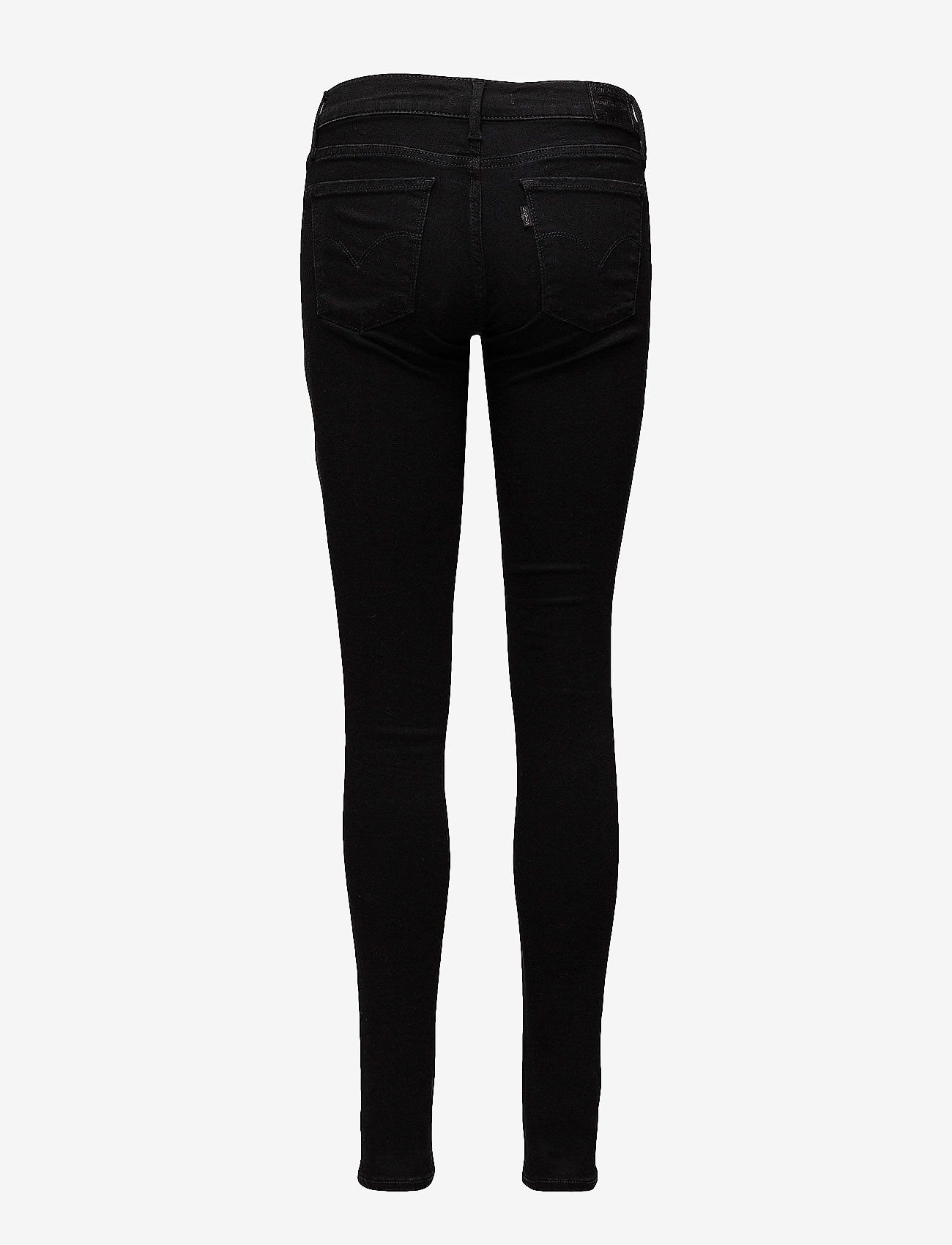 LEVI´S Women - INNOVATION SUPER SKINNY BLACK - skinny jeans - black galaxy - 1