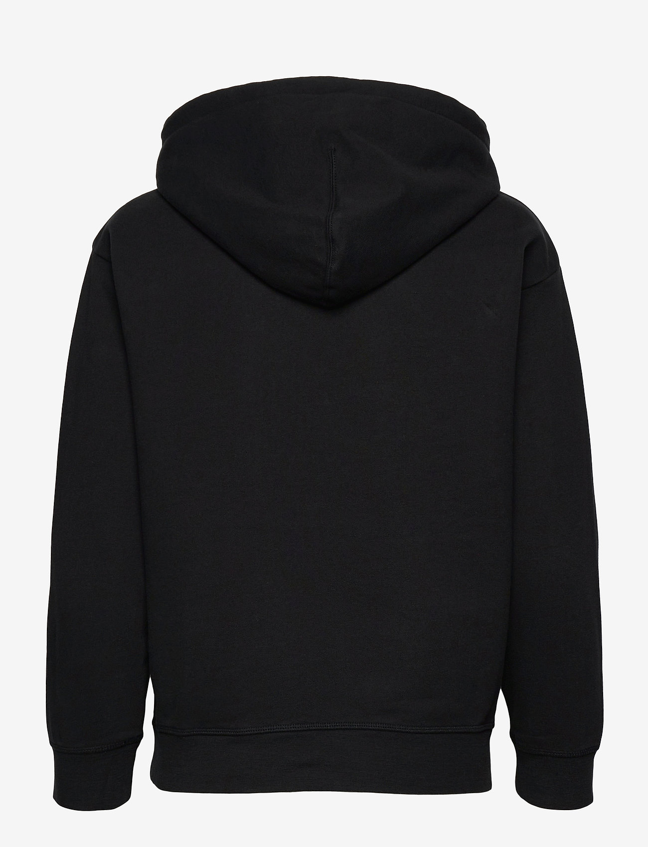 LEVI´S Women - GRAPHIC STANDARD HOODIE HOODIE - sweatshirts & hættetrøjer - blacks - 1