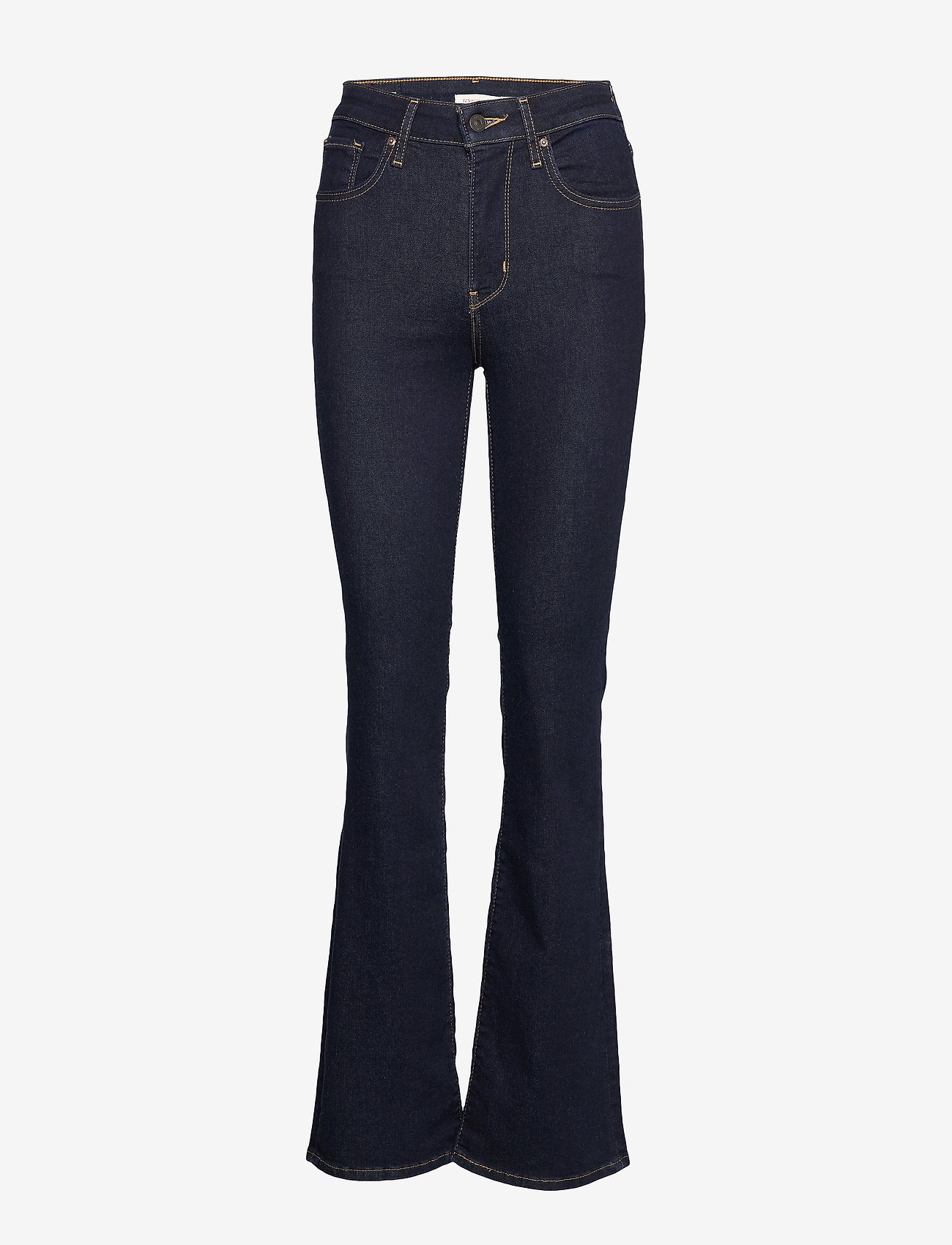 LEVI´S Women - 725 HIGH RISE BOOTCUT TO THE N - flared jeans - dark indigo - flat finish - 0