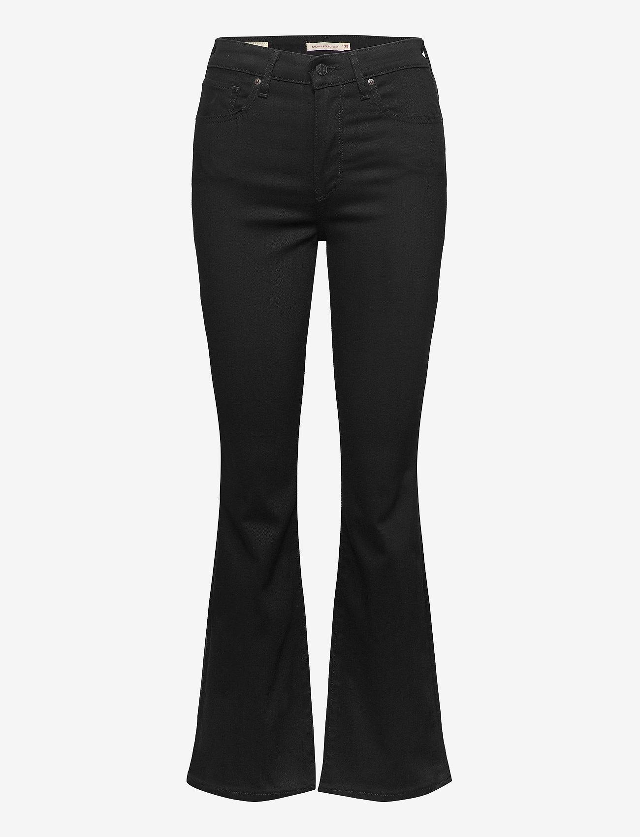 LEVI´S Women - 725 HIGH RISE BOOTCUT NIGHT IS - schlaghosen - blacks - 1
