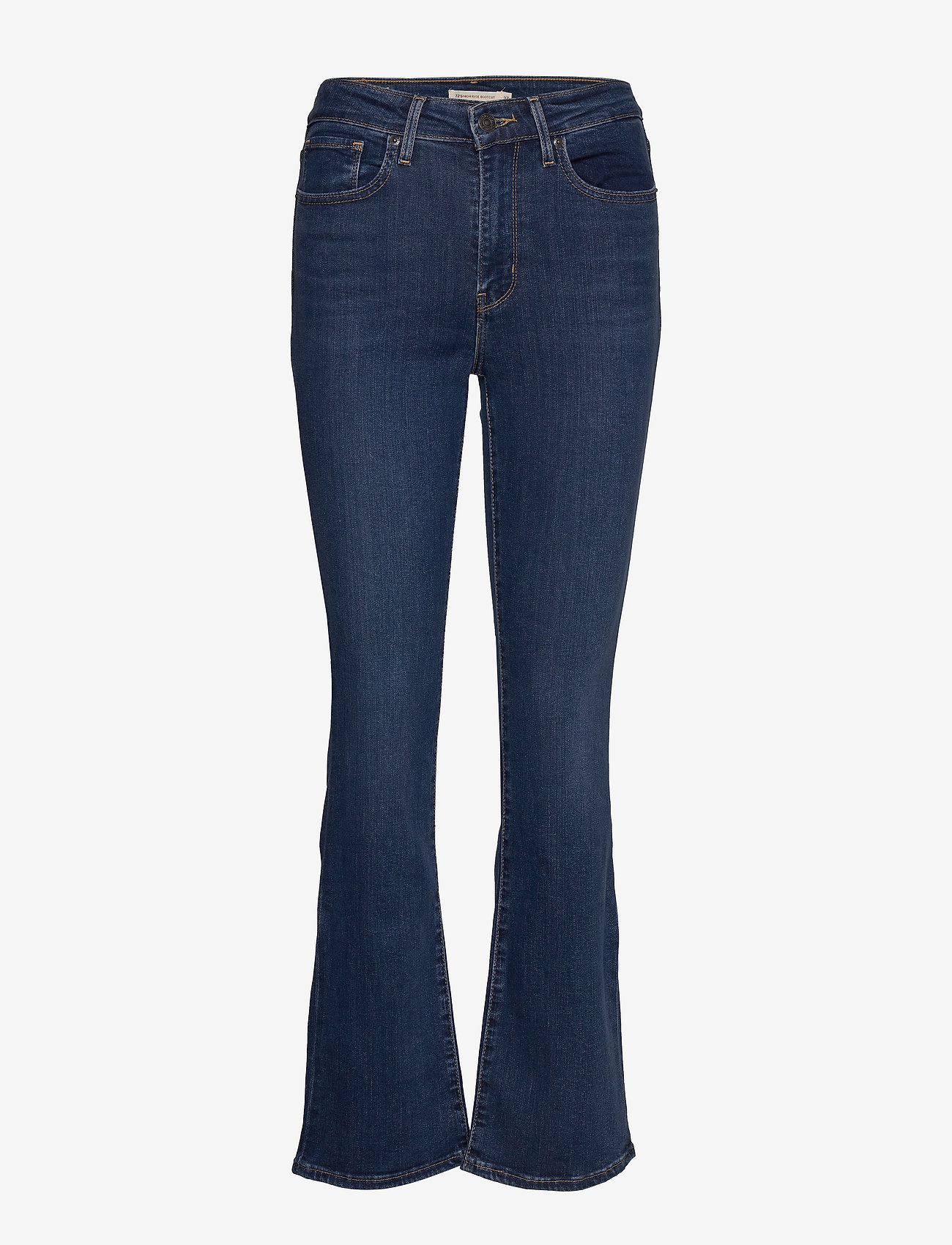 LEVI´S Women - 725 HIGH RISE BOOTCUT BOGOTA T - flared jeans - dark indigo - worn in - 1