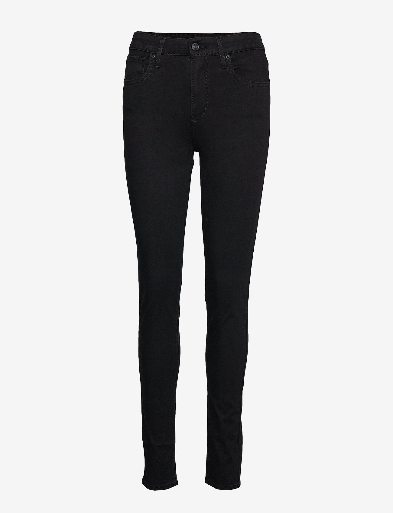 LEVI´S Women - 721 HIGH RISE SKINNY LONG SHOT - skinny jeans - blacks - 0