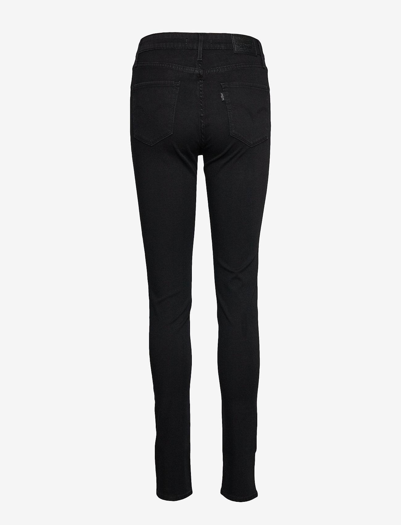 LEVI´S Women - 721 HIGH RISE SKINNY LONG SHOT - skinny jeans - blacks - 1