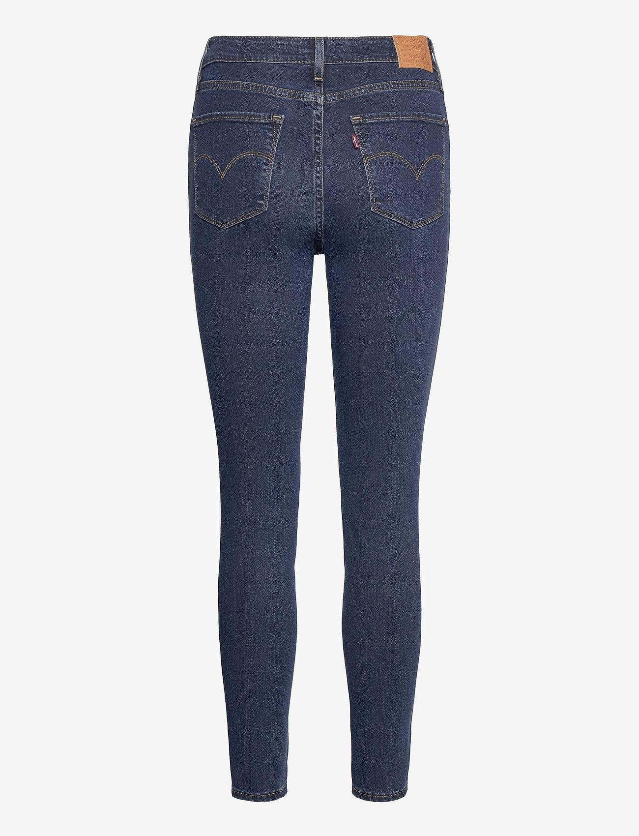 LEVI´S Women - 721 HIGH RISE SKINNY SANTIAGO - skinny jeans - dark indigo - worn in - 1