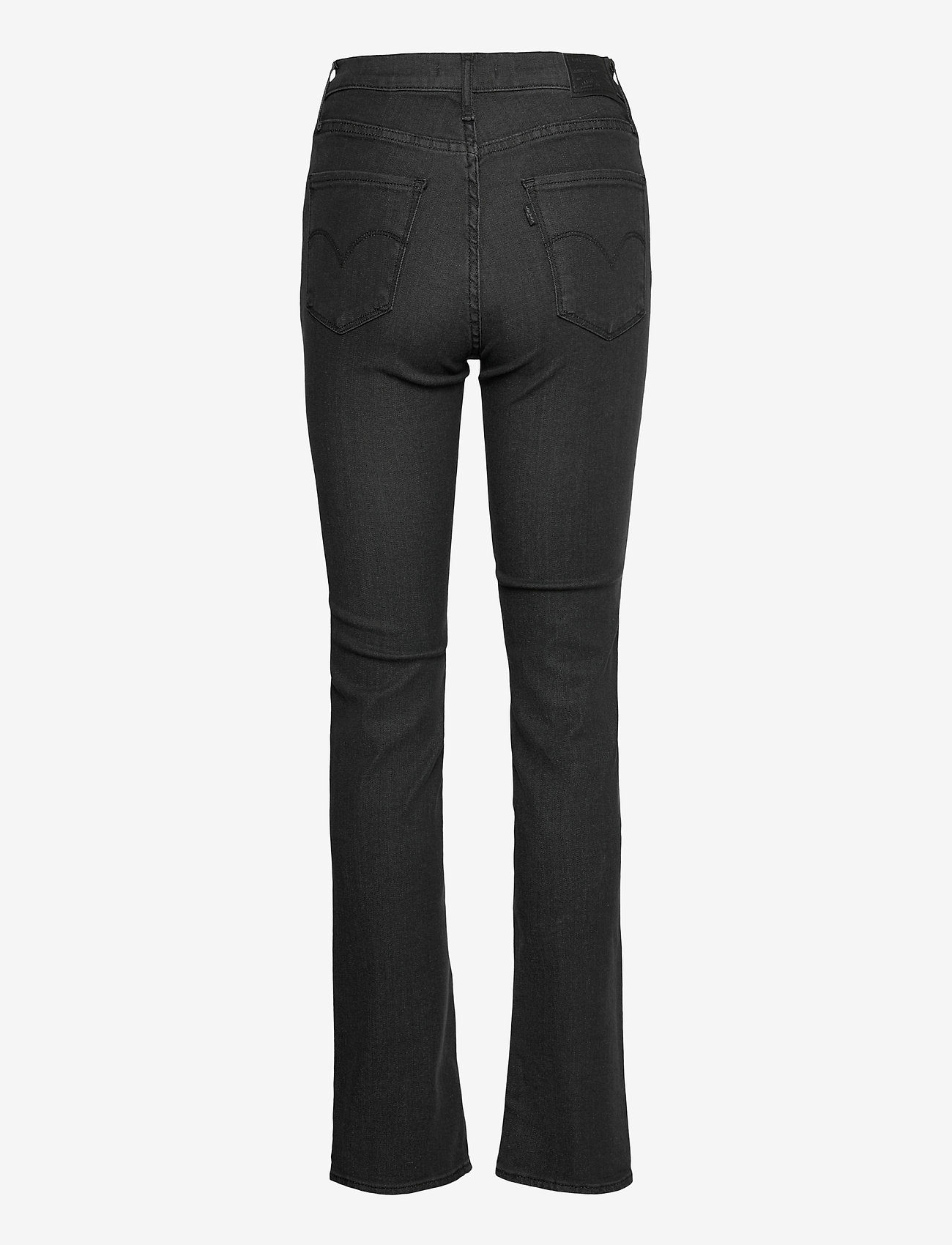 LEVI´S Women - 724 HIGH RISE STRAIGHT BLACK H - straight regular - blacks - 1