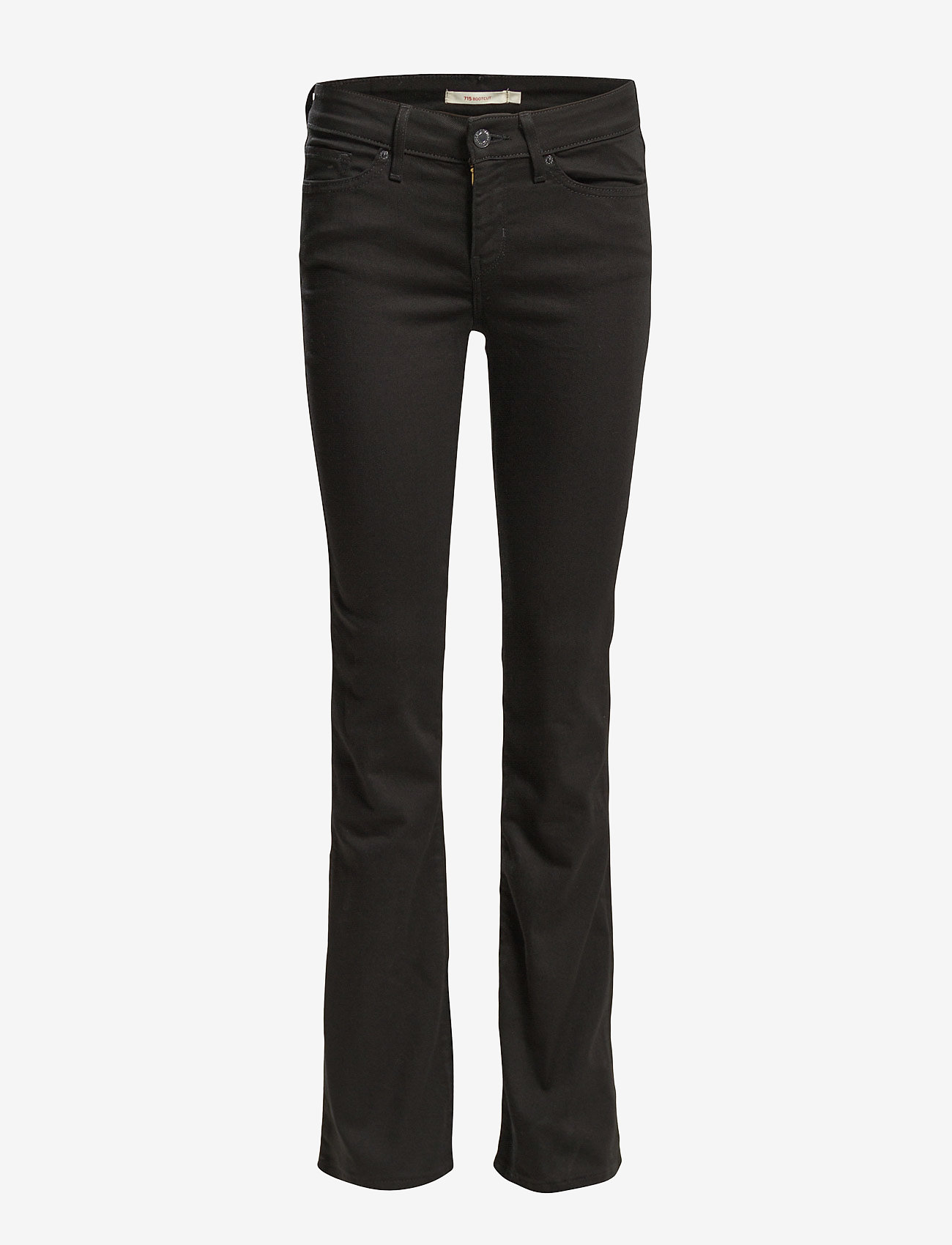 LEVI´S Women - 715 BOOTCUT BLACK SHEEP - blacks - 0