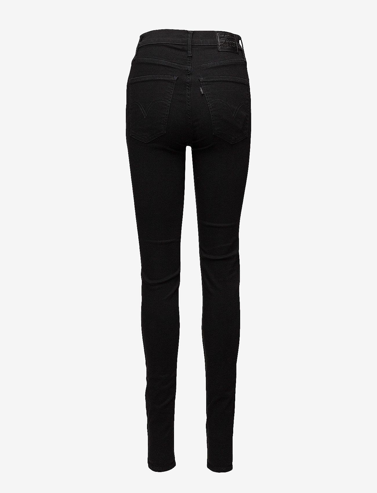 LEVI´S Women - MILE HIGH SUPER SKINNY BLACK G - skinny jeans - black galaxy - 1