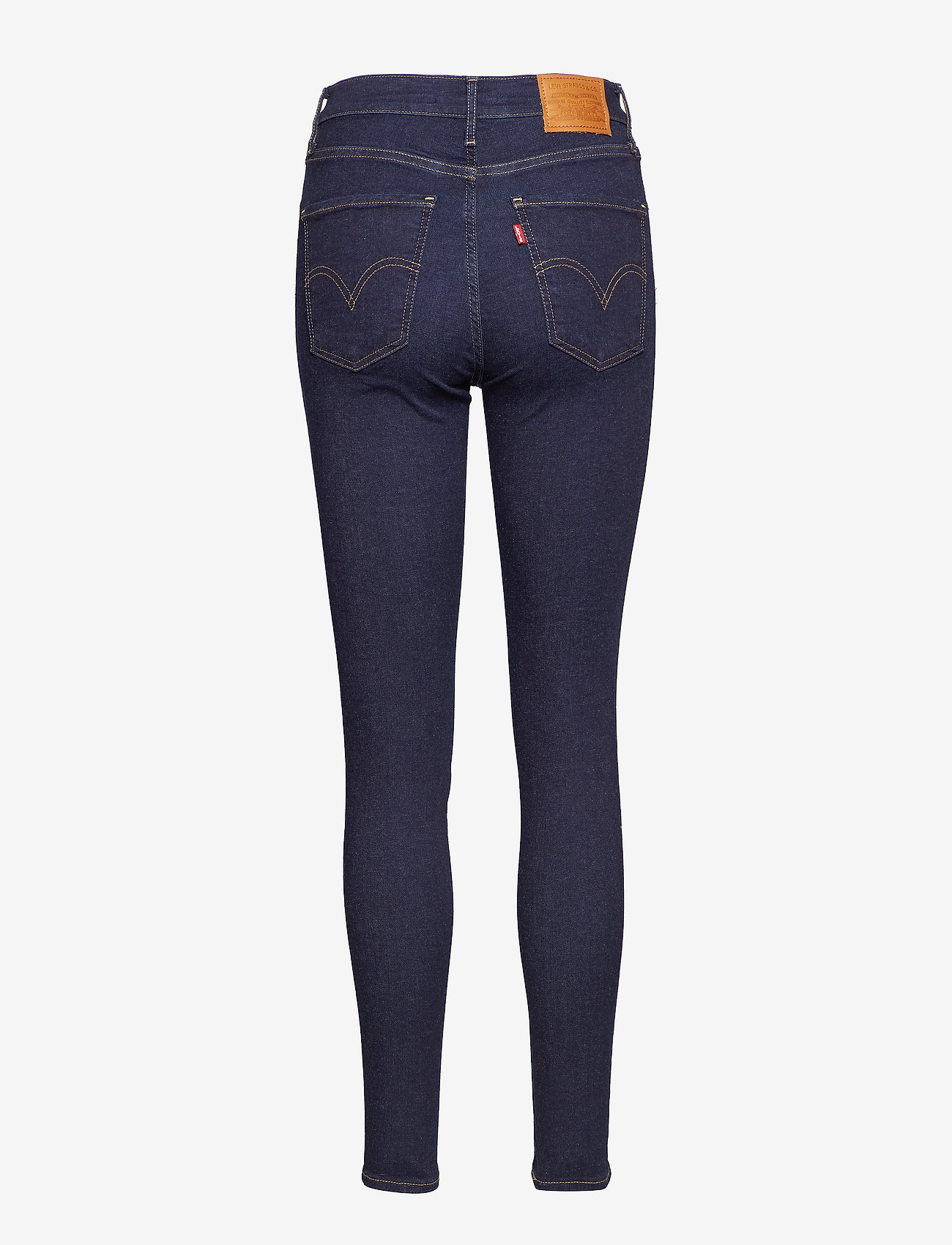 Mile High Super Skinny Celesti (Dark Indigo - Flat Finish) (899 kr) - LEVI´S Women fqJ1qzVE