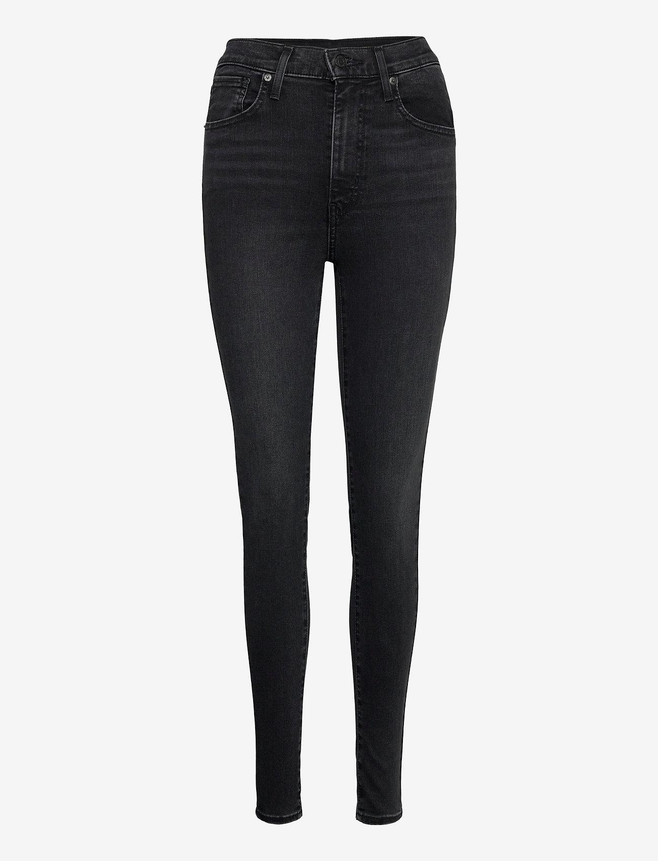 LEVI´S Women - MILE HIGH SUPER SKINNY BLACK G - skinny jeans - blacks - 1