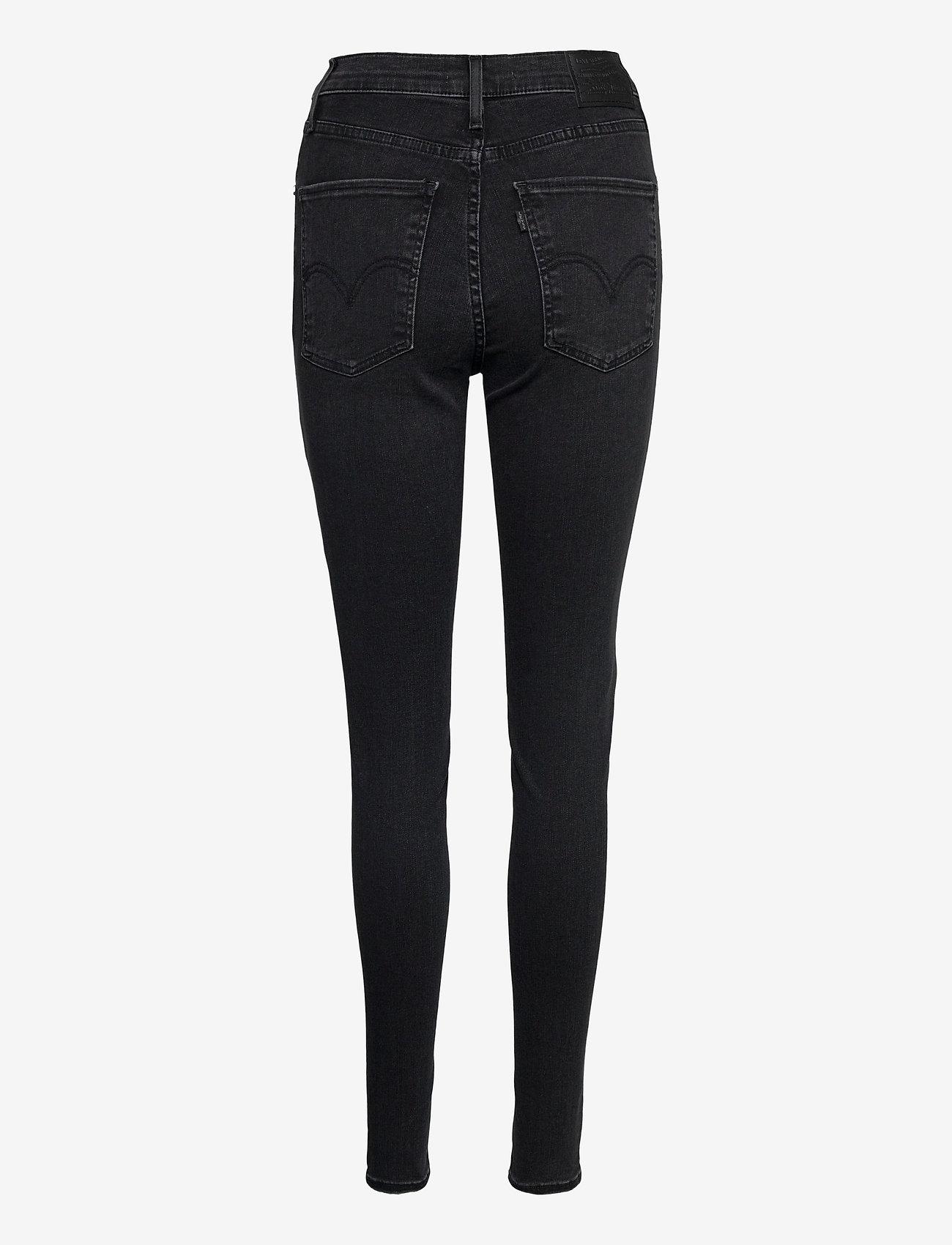 LEVI´S Women - MILE HIGH SUPER SKINNY BLACK G - skinny jeans - blacks - 2