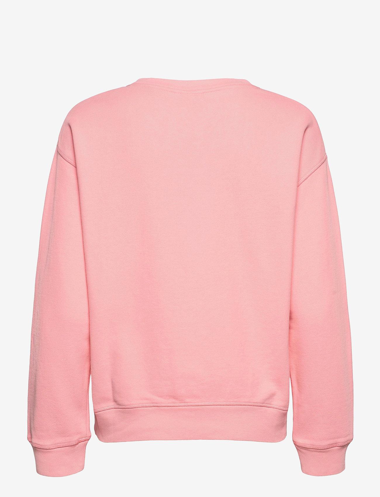 LEVI´S Women - STANDARD CREW PEONY - sweatshirts & hættetrøjer - neutrals - 1