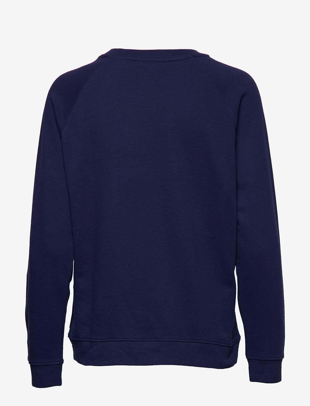 LEVI´S Women RELAXED GRAPHIC CREW GOOD SPOR - Swetry BLUES - Kobiety Odzież.