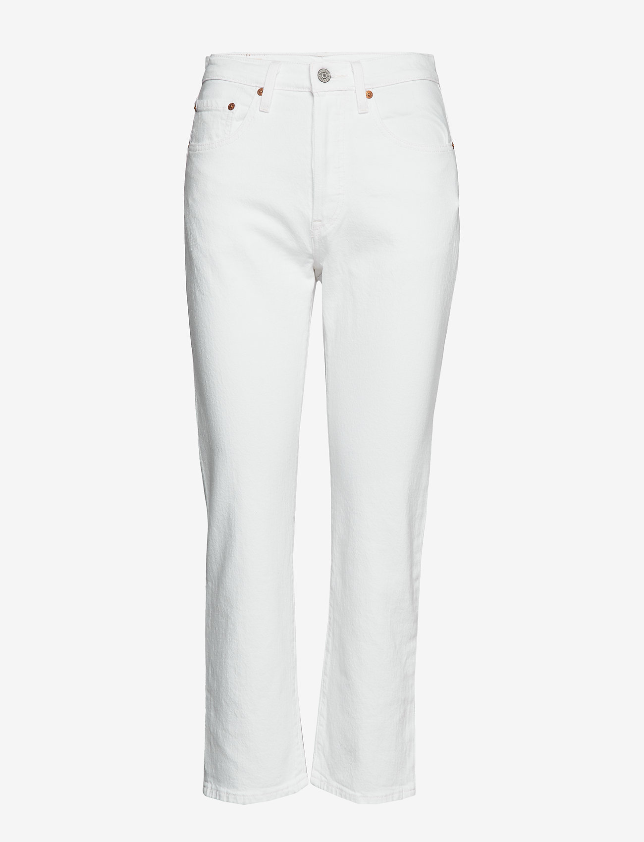 LEVI´S Women - 501 CROP IN THE CLOUDS - straight jeans - neutrals - 1