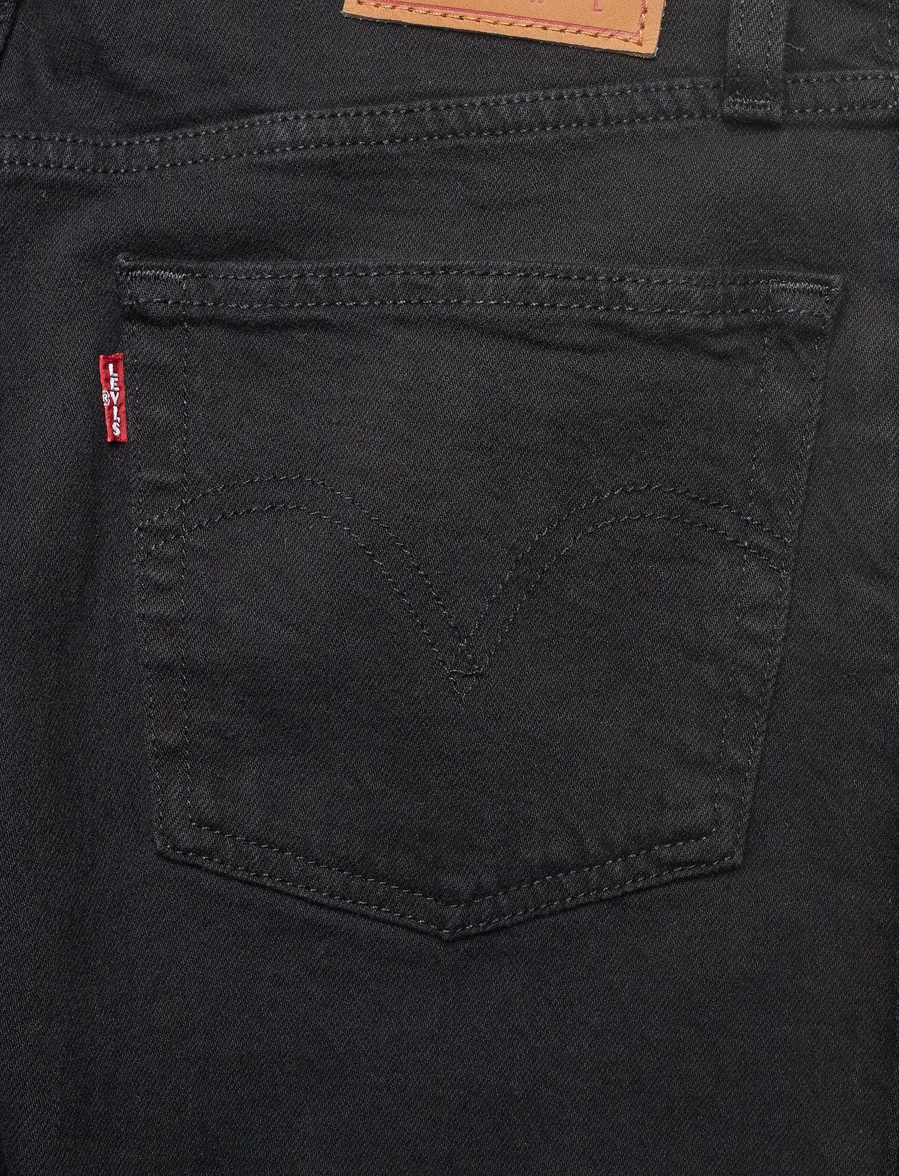 LEVI´S Women - 501 CROP BLACK SPROUT - raka jeans - blacks - 4