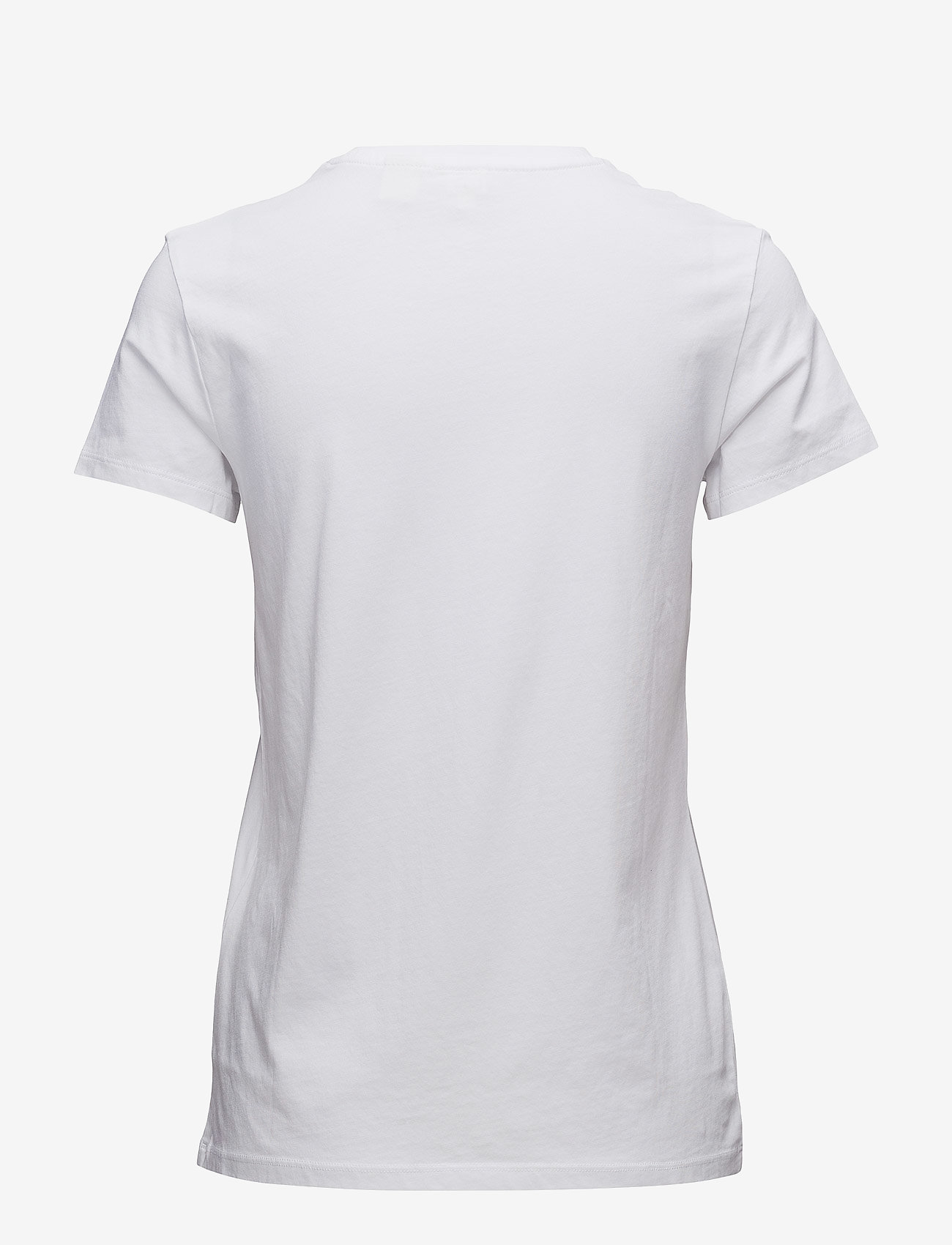 LEVI´S Women - PERFECT TEE WHITE CN100XX - t-shirts - white cn100xx - 1