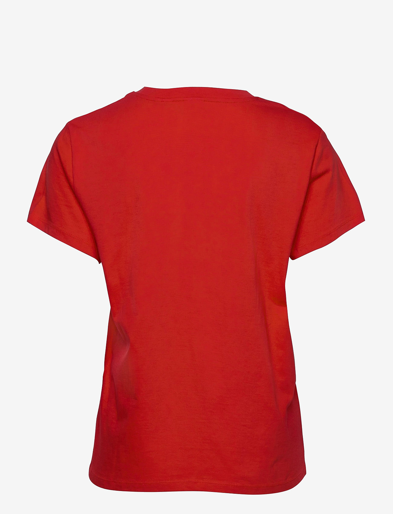 LEVI´S Women - PERFECT TEE POPPY RED - t-shirts - reds - 1