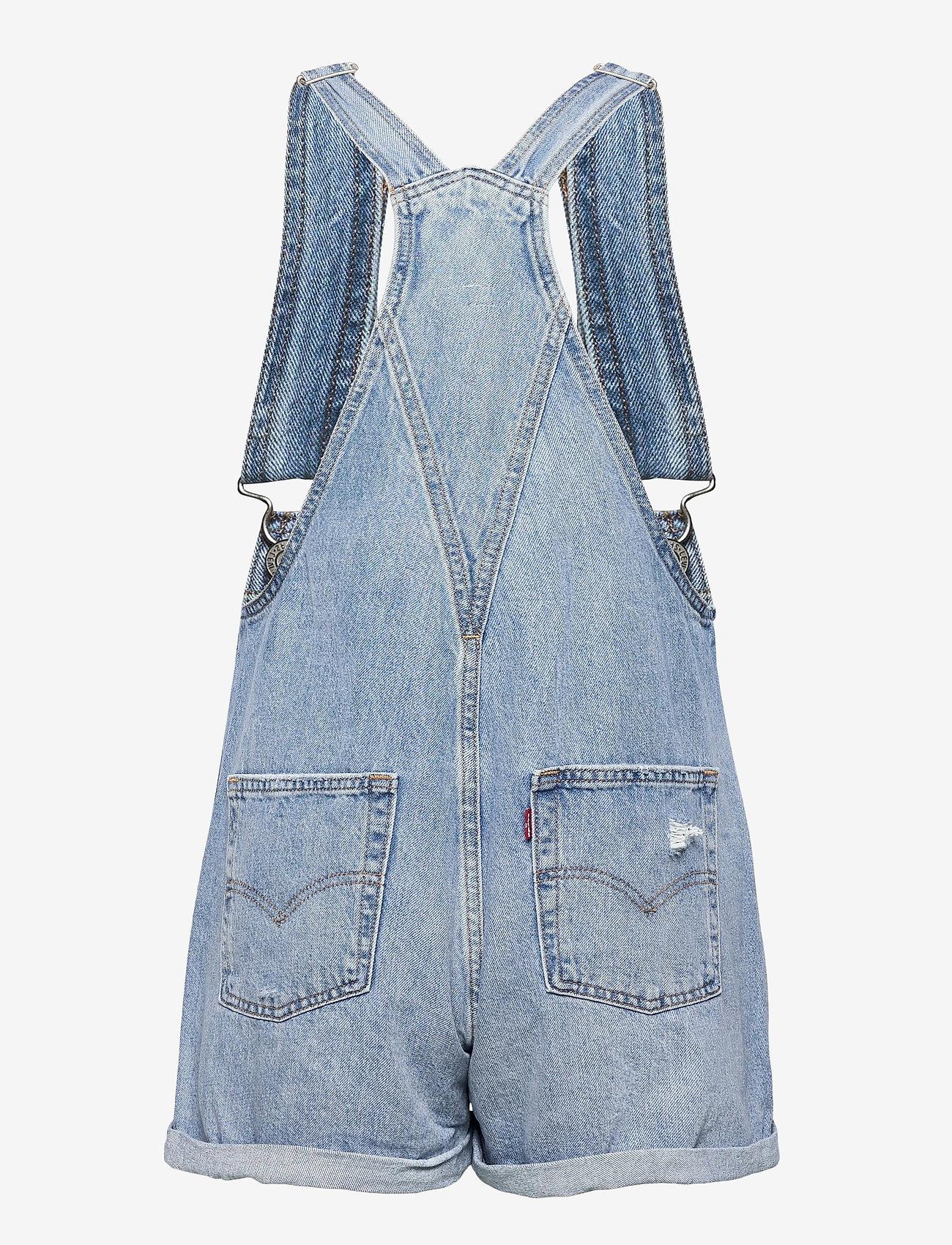 LEVI´S Women - VINTAGE SHORTALL OPEN SKIES - tøj - med indigo - worn in - 1