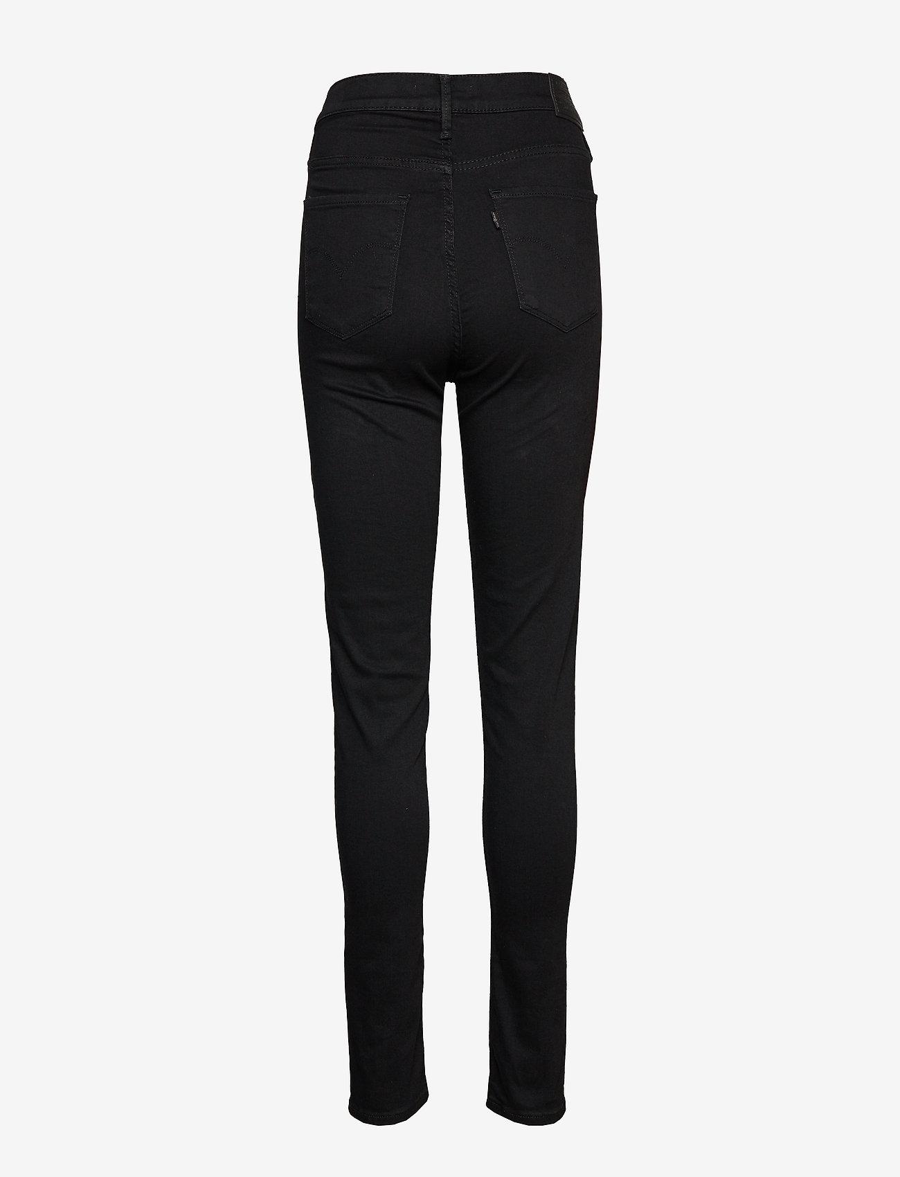 LEVI´S Women - 720 HIRISE SUPER SKINNY BLACK - skinny jeans - blacks - 1