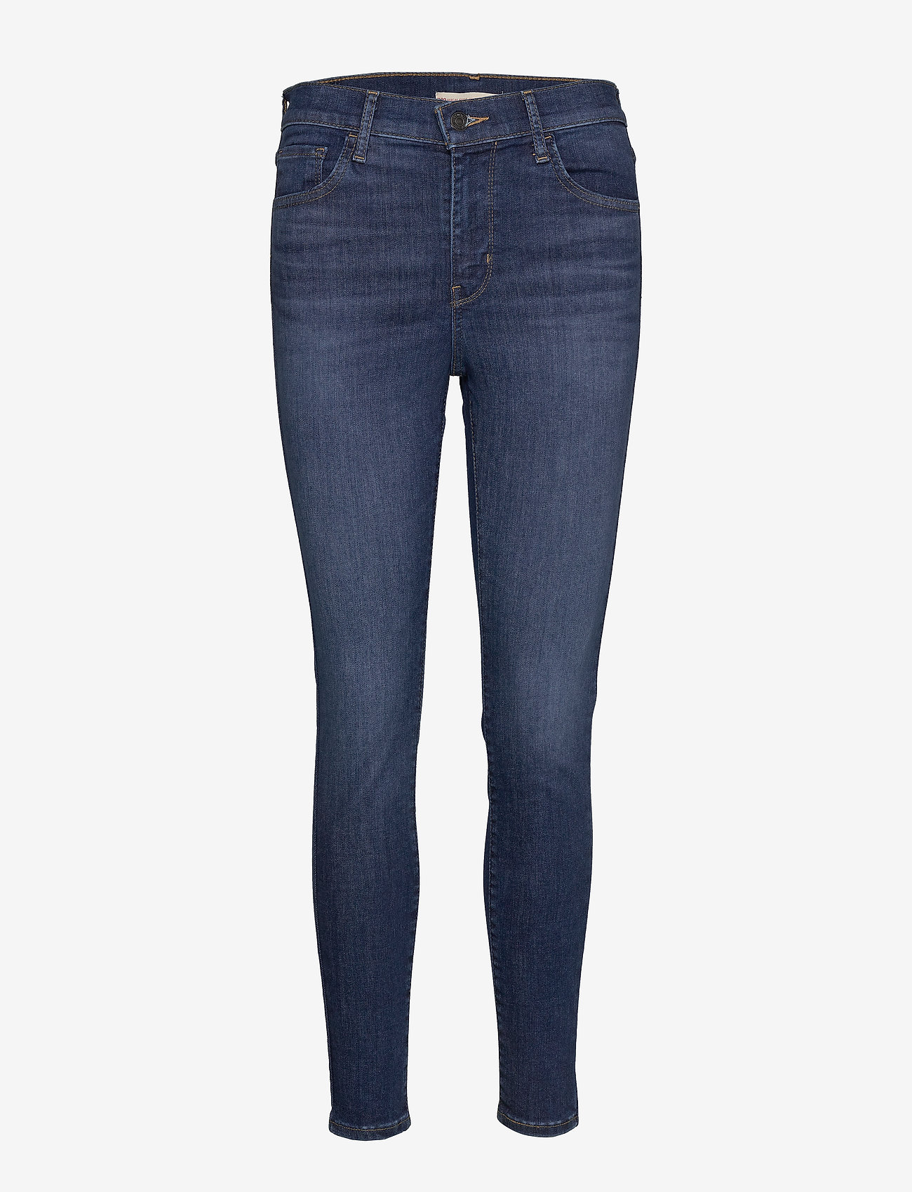 LEVI´S Women - 720 HIRISE SUPER SKINNY ECHO S - skinny jeans - dark indigo - worn in - 0