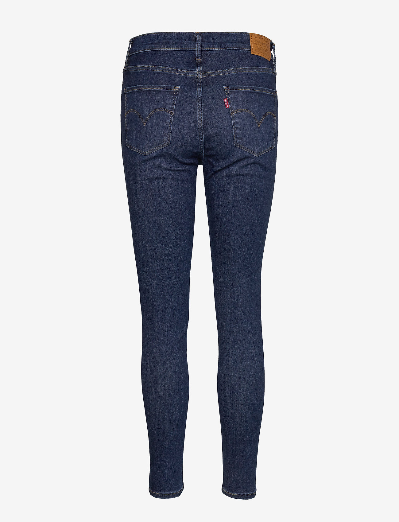 LEVI´S Women - 720 HIRISE SUPER SKINNY ECHO S - skinny jeans - dark indigo - worn in - 1