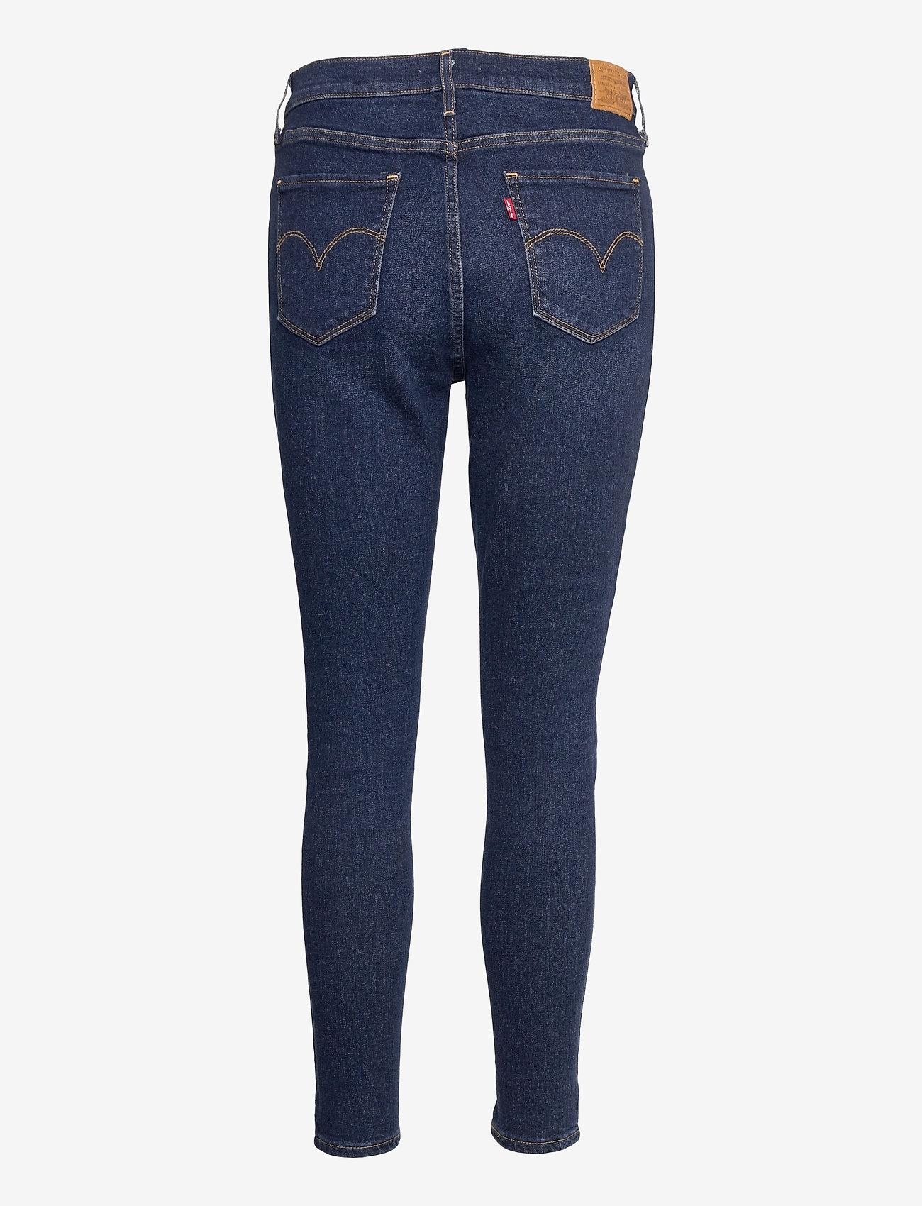LEVI´S Women - 720 HIRISE SUPER SKINNY HIGH L - skinny jeans - med indigo - worn in - 1