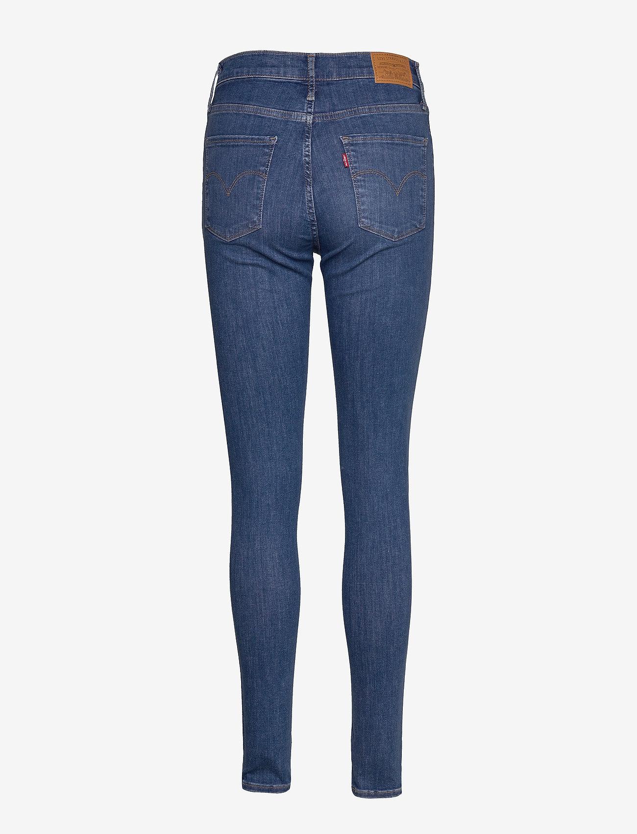 LEVI´S Women - 720 HIRISE SUPER SKINNY ECLIPS - skinny jeans - med indigo - worn in - 1