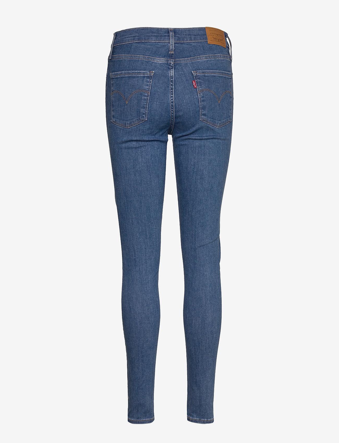 LEVI´S Women - 720 HIRISE SUPER SKINNY ECLIPS - skinny jeans - med indigo - flat finish - 1