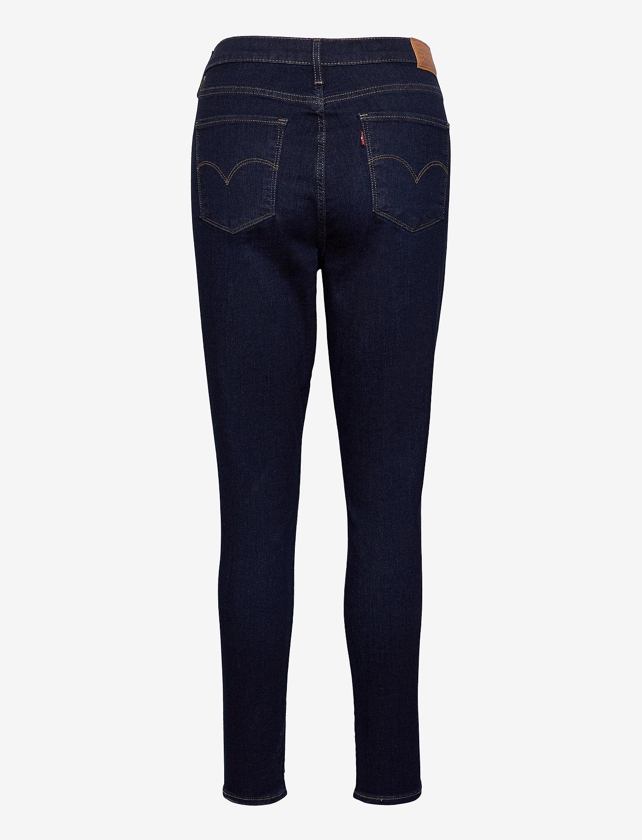 LEVI´S Women - 720 HIRISE SUPER SKINNY ECHO B - skinny jeans - dark indigo - worn in - 1