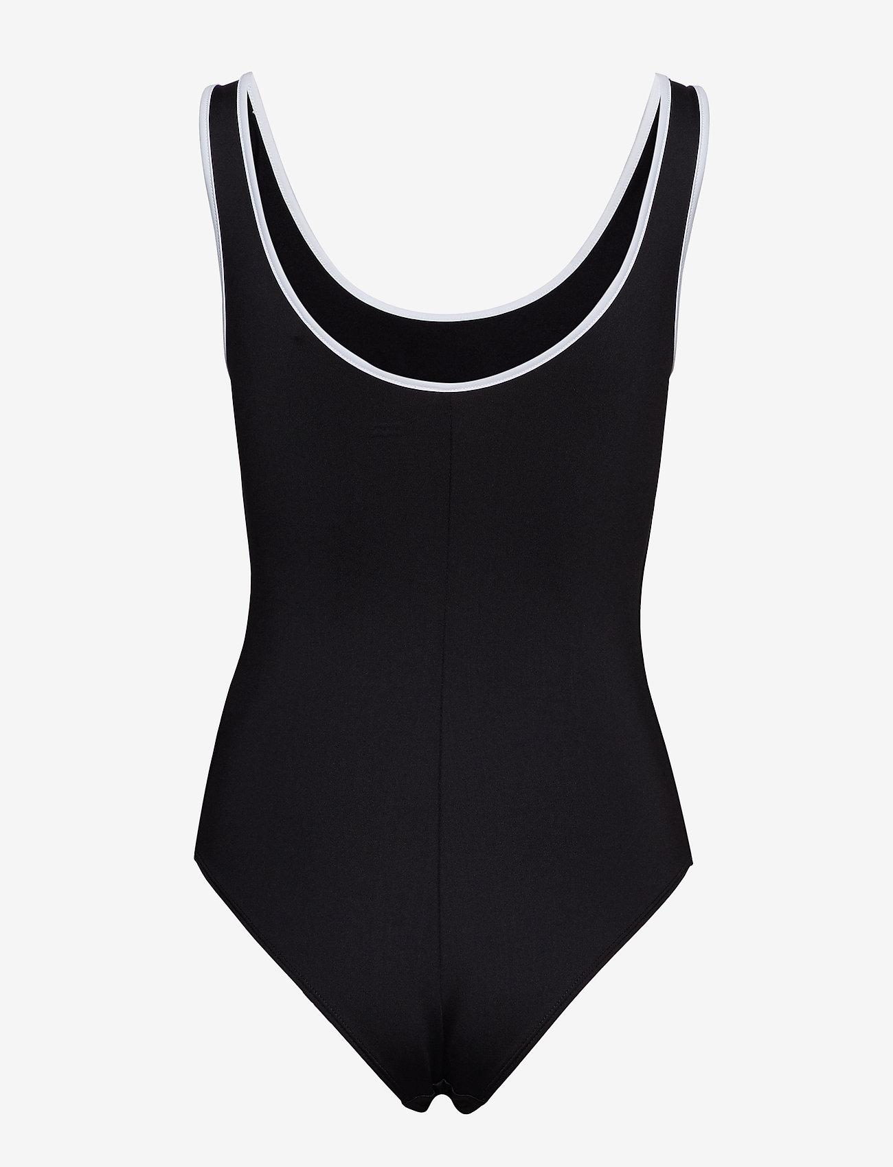 Levi´s Women Graphic Bodysuit 90s Text Logo - T-shirts & Hauts