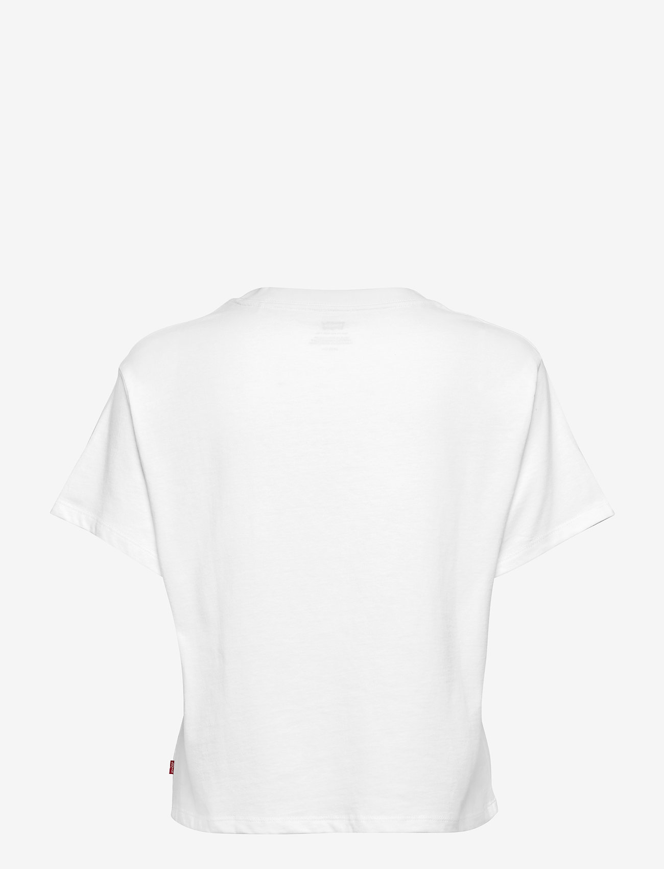 LEVI´S Women - GRAPHIC VARSITY TEE 90S TEXT L - t-shirts imprimés - neutrals