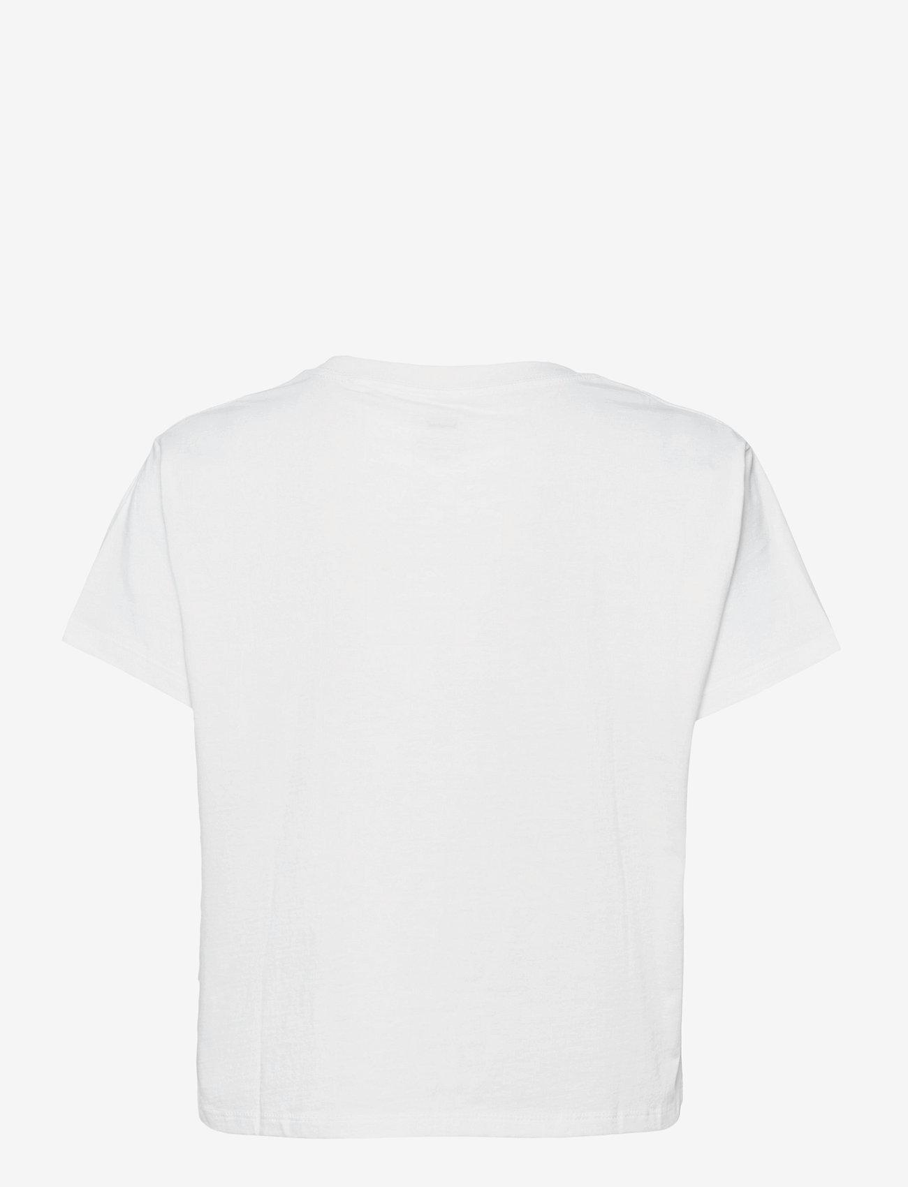LEVI´S Women - GRAPHIC VARSITY TEE NEW CIRCLE - t-shirts - neutrals - 1