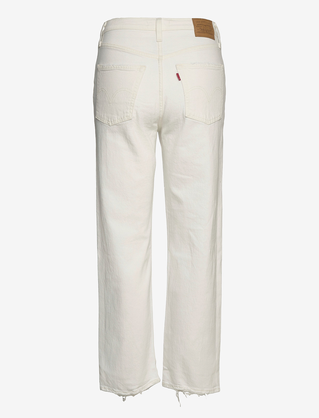 LEVI´S Women - RIBCAGE STRAIGHT ANKLE CLOUD O - straight regular - neutrals - 1