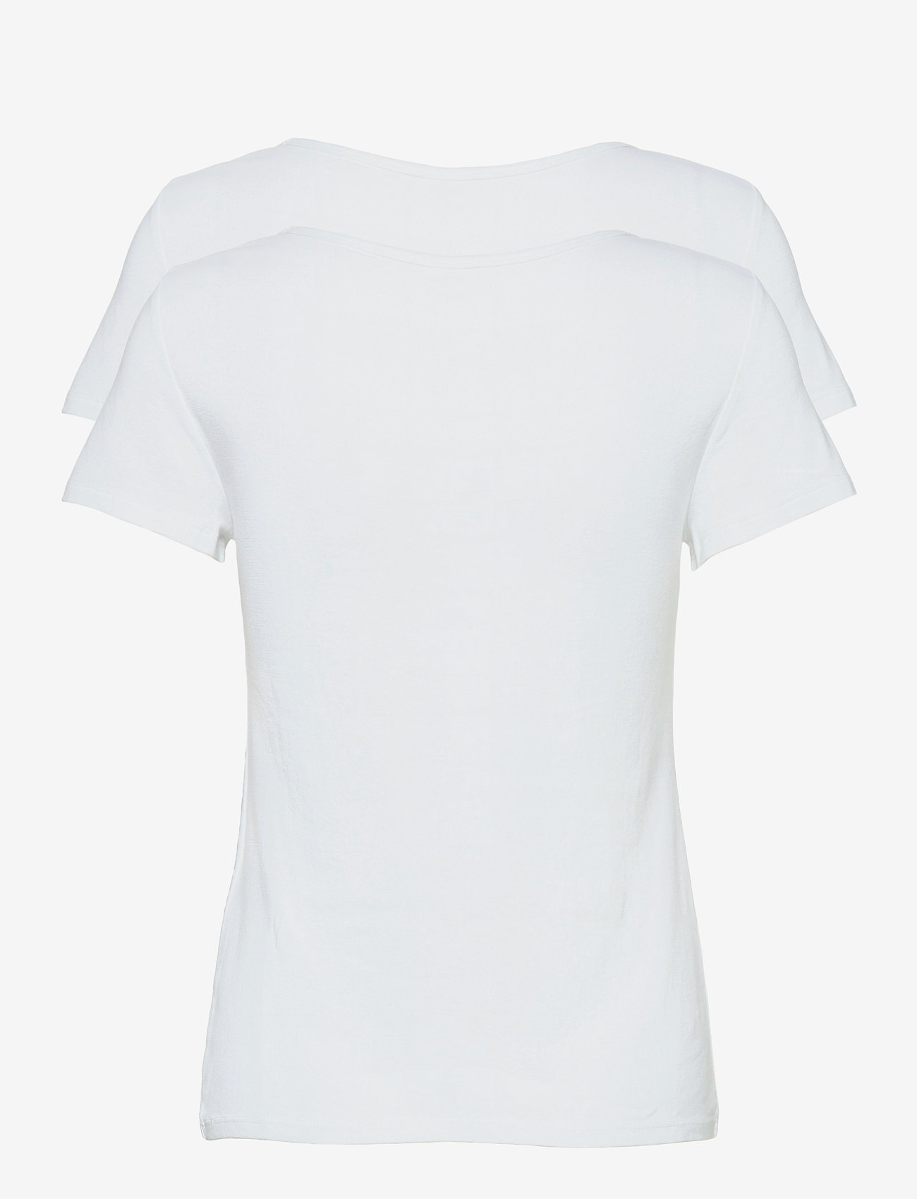 LEVI´S Women - 2PACK TEE 2 PACK TEE WHITE +/W - t-shirts - neutrals - 1