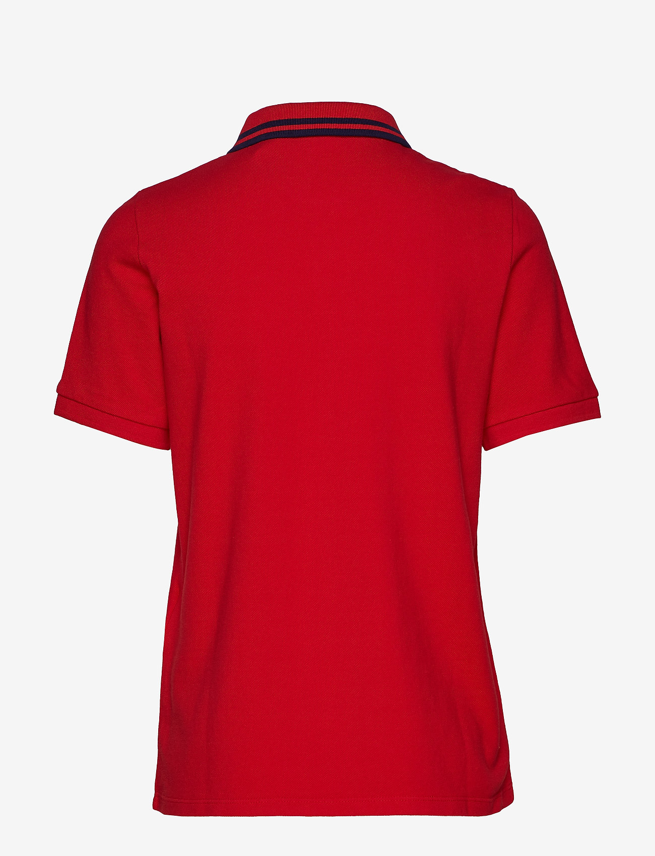 LEVI´S Women - ESSENTIAL POLO BRILLIANT RED - pikeepaidat - reds - 1