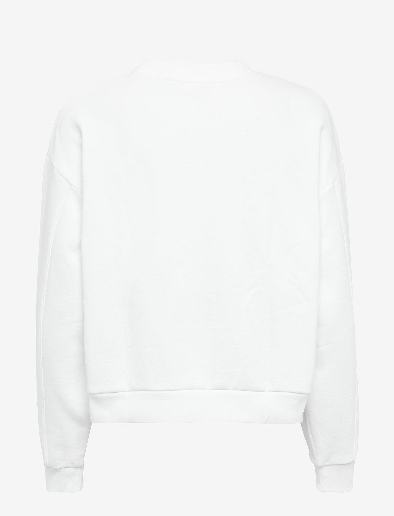 LEVI´S Women - GRAPHIC DIANA CREW CREW T2 90S - sweatshirts & hættetrøjer - neutrals - 1