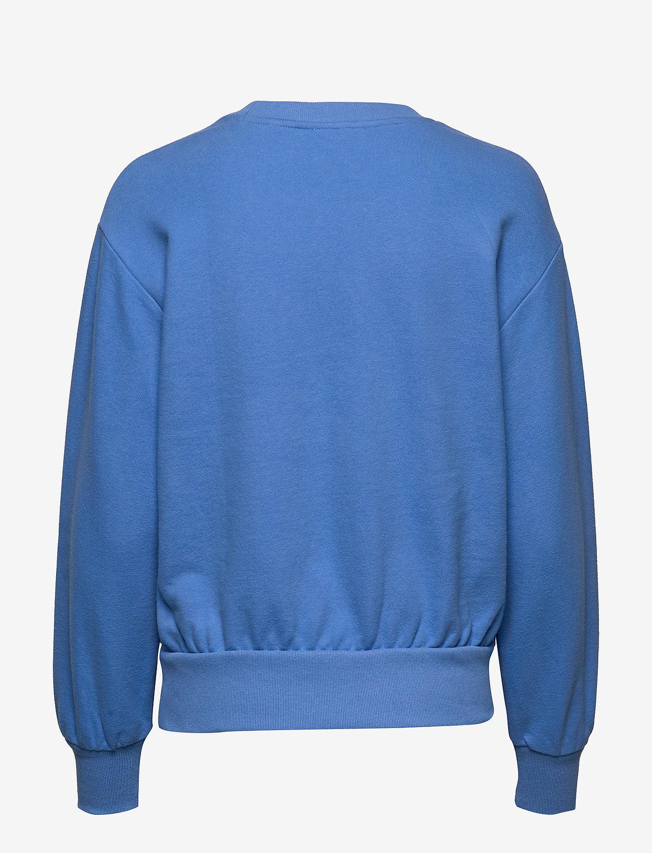 LEVI´S Women LADY LUCK CREW CREW FEMININE L - Swetry BLUES - Kobiety Odzież.