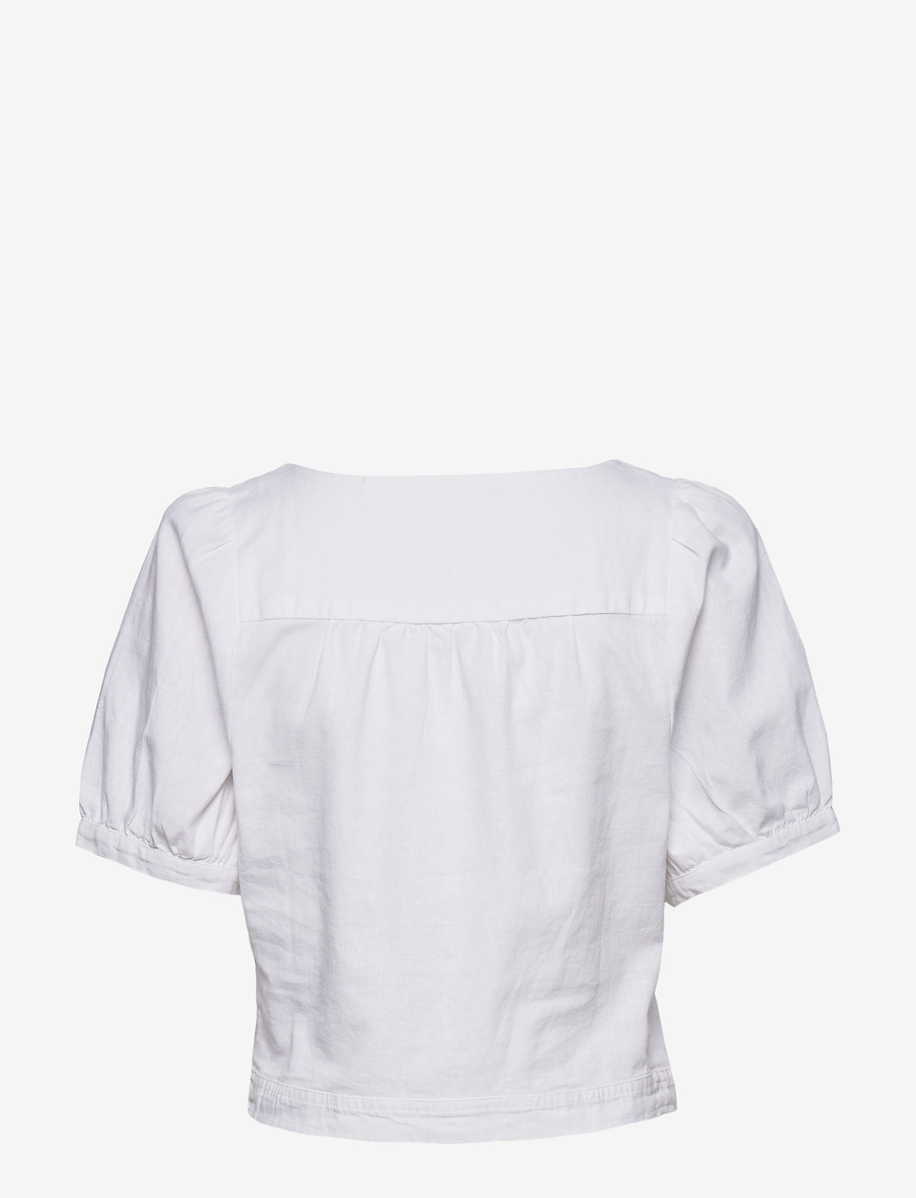 LEVI´S Women SIMONE TOP BRIGHT WHITE - Blouses & Shirts NEUTRALS