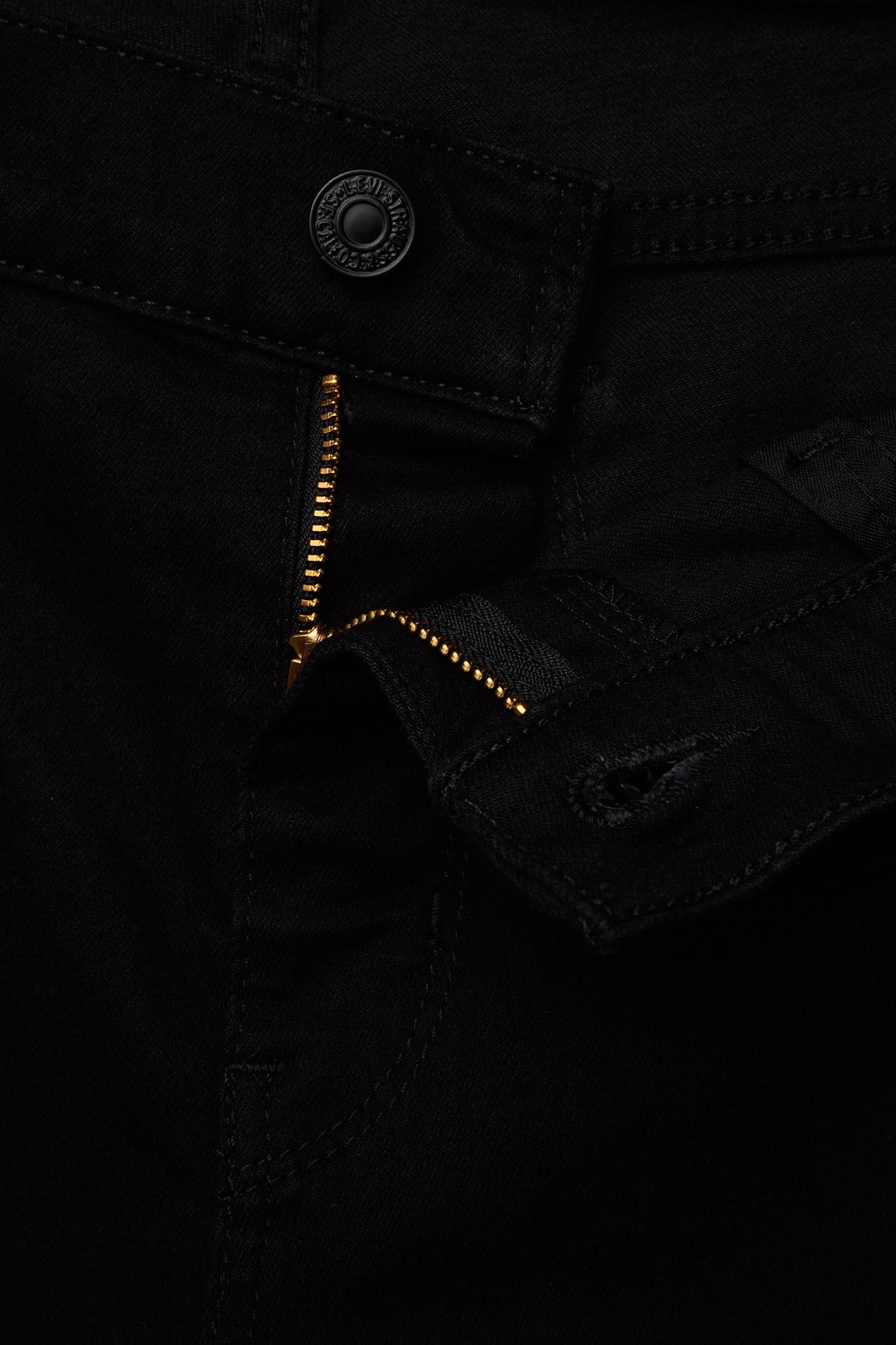 LEVI´S Women - INNOVATION SUPER SKINNY BLACK - skinny jeans - blacks - 3